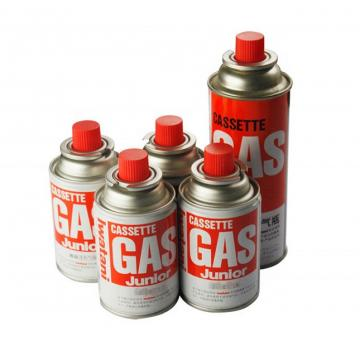227g Round Shape Empty camping gas can butane gas canister gas container