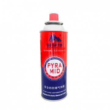 Cylinder for camping stove Power Butane Fuel Canister
