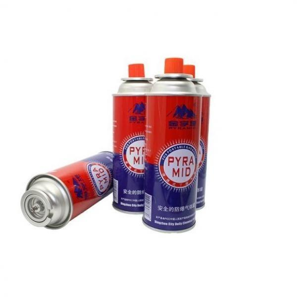 220g butane gas can and camping gas cartridge For Outdoor Camping