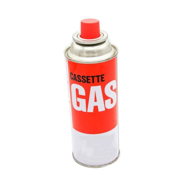 Camping Mini Portable net weight 220g aerosol butane gas cartridge refill